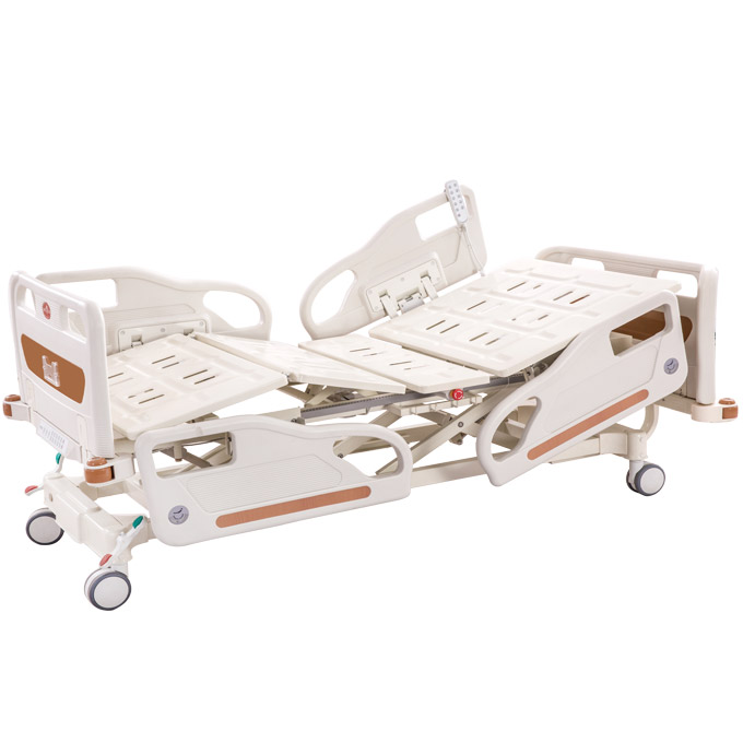 WCM-A005 Five Function Electric Hospital Bed Nursing Bed Medical Bed