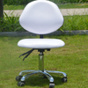 High quality wholesale beauty salon adjustable styling bar saddle chair seat stool