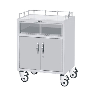 Anesthesia Trolley stainless steel