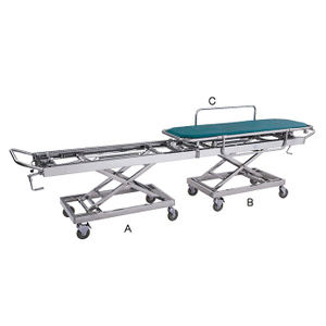 E-044 Connecting stretcher vehicle
