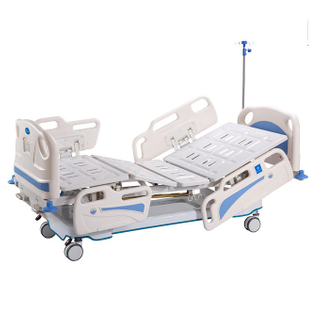 B-005 ABS luxury two function manual hospital bed
