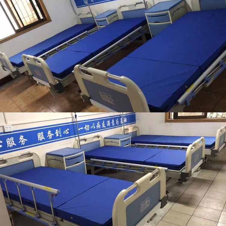 manual-bed